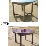 Before and After table copy